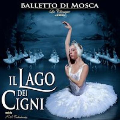 Il Lago dei Cigni, Balletto di Mosca - Spoleto (PG) - 14 novembre