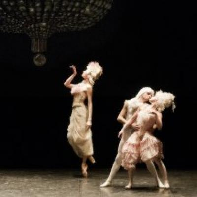 Marie Antoinette by Lyric Dance Company - Firenze - 7 novembre