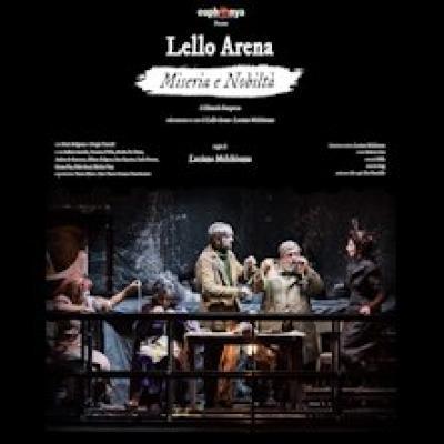 Miseria e Nobiltà - Messina - 8 e 9 novembre
