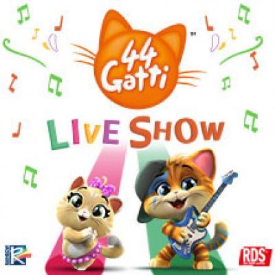 44 Gatti Live Show - Lecce - 7 dicembre