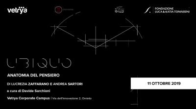 Ubiquo. Anatomia del Pensiero - Orvieto (TR) - dall' 11 ottobre al 10 novembre
