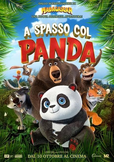 locandina A spasso col panda - San Benedetto del Tronto