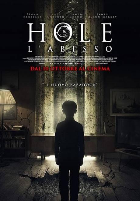locandina The Hole – L'abisso - Sinalunga