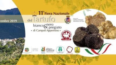 fiera del tartufo Campoli Appennino 2019