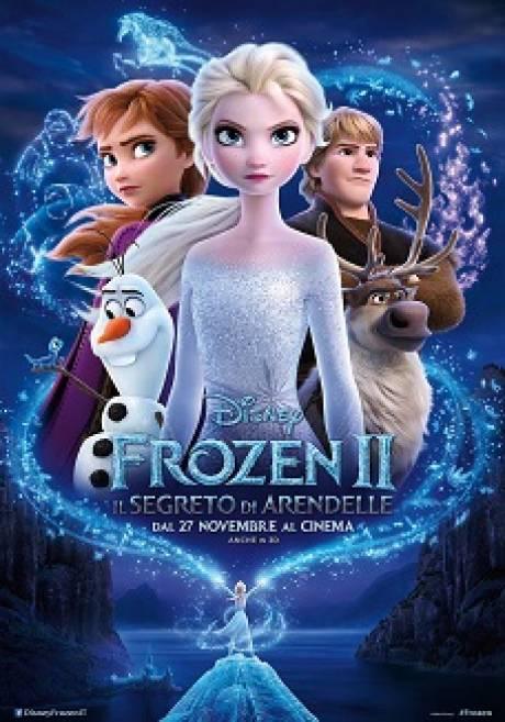 locandina Frozen 2: il segreto di Arendelle - Montano Lucino